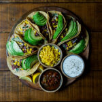 Vegan Avocado Tacos